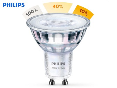 Pametna LED žarnica Philips SceneSwitch