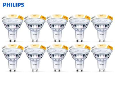 10x GU10 LED žarnica Philips SceneSwitch 5W