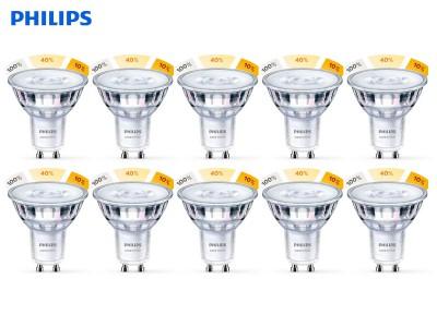 10x GU10 LED žarnica Philips SceneSwitch 5W