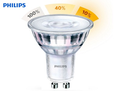 GU10 LED žarnica Philips SceneSwitch 5W