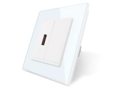 Basic vtičnica (komplet) - Vtičnica USB