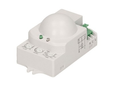 Mikrovalovni senzor gibanja (vgradnja v plafonjero)