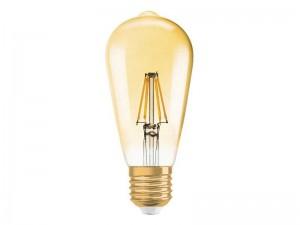 E27 LED žarnica z žarilno nitko 4W B - OSRAM
