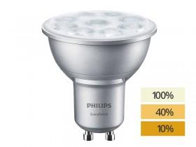 GU10 LED žarnica Philips SceneSwitch 4W z možnostjo zatemnjevanja