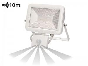 LED reflektor 20W S SENZORJEM GIBANJA SLIM