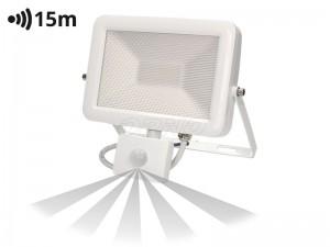 LED reflektor 30W S SENZORJEM GIBANJA SLIM