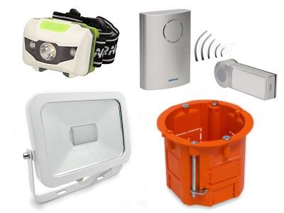 Odprodaja LED reflektorjev in drobne elektronike