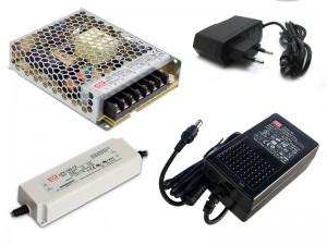 AKCIJA - Zadnji kosi NAPAJALNIKOV za LED trakove
