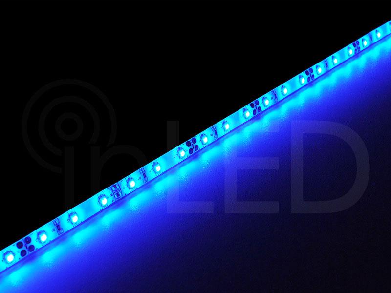 LED trak 60LED/m, MODRA