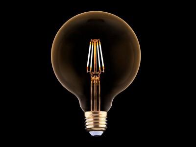 E27 LED žarnica z žarilno nitko 4W - C
