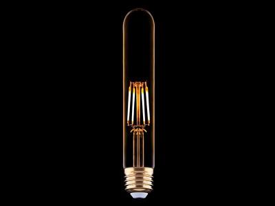 E27 LED žarnica z žarilno nitko 4W - D