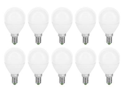 10x E14 LED žarnica G45 5W