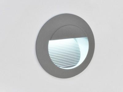 Vgradna stenska LED svetilka DELTA OKROGLA