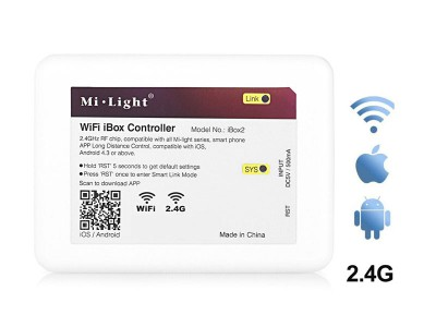 Vmesnik za upravljanje MyLED LED žarnic preko aplikacije