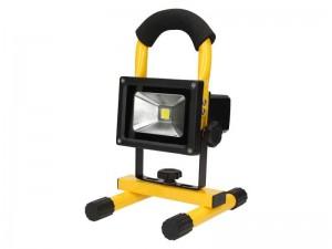 LED reflektor 10W BATERIJSKI