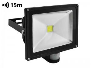 LED reflektor 30W S SENZORJEM GIBANJA PRO
