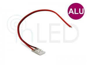 Konektor za LED trakove - PRIKLJUČNI - za ALU profile