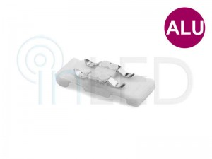 Konektor za LED trakove - DVOJNI - za ALU profile