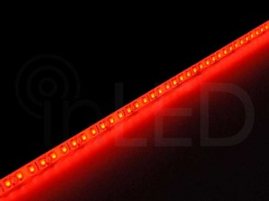 LED trak UNI 120LED/m, RDEČA, ECO
