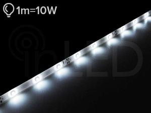 LED trak SPOT 30LED/m, NEVTRALNA BELA, PLUS