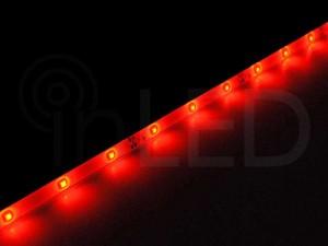 LED trak SPOT 30LED/m, RDEČA, ECO