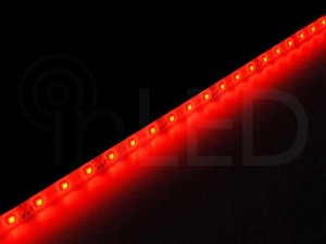 LED trak DECO 60LED/m, RDEČA, ECO
