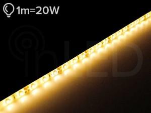 LED trak DECO 60LED/m, TOPLA BELA, PLUS