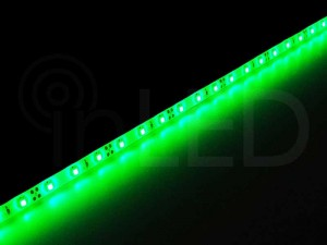 LED trak DECO 60LED/m, ZELENA, ECO