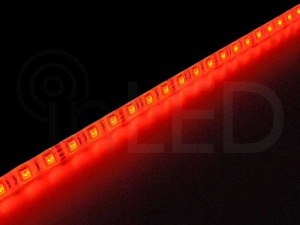 LED trak POWER 60LED/m, RDEČA, ECO