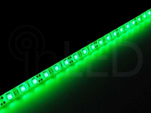LED trak POWER 60LED/m, ZELENA, ECO