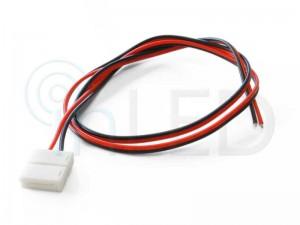 Konektor za LED trakove s 60cm kablom - PRIKLJUČNI