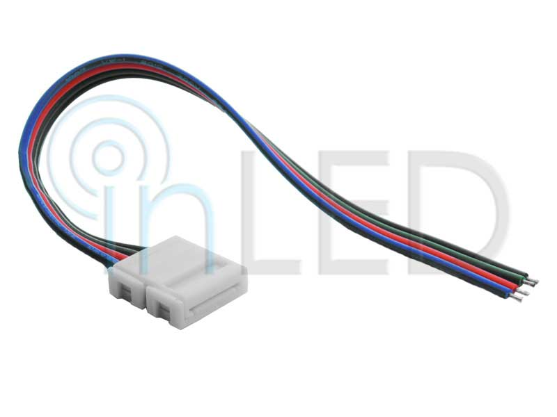 RGB LED konektor - PRIKLJUČNI