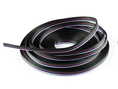 RGBW Kabel v 10m kolutu