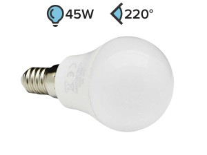 E14 LED žarnica G45 5W