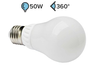 E27 LED žarnica A60 7W 360°