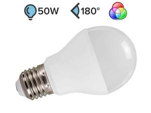 E27 MyLED žarnica 6W RGBW - daljinska