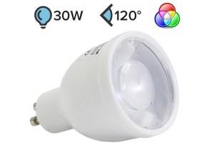 GU10 MyLED žarnica 4W RGBW - daljinska