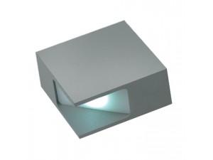Stenska LED svetilka OMEGA OGLATA
