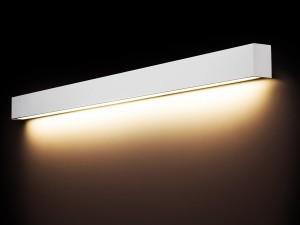 LED stenska svetilka WALL BELA L