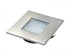 Vgradna LED svetilka QUAD 12V
