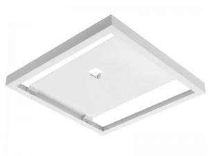 BREZSTIČNI NADGRADNI NOSILEC za LED panel 60x60cm