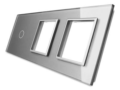 2x Basic + Touch enopolni pokrov