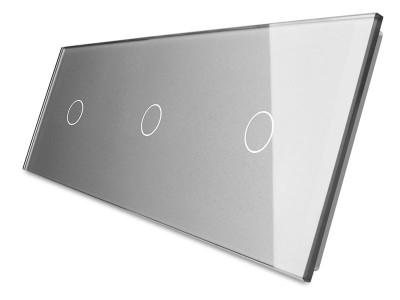 3x Touch enopolni pokrov
