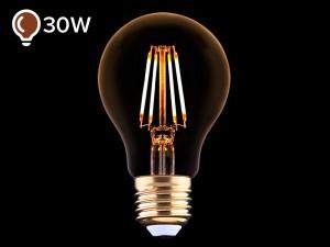 E27 LED žarnica z žarilno nitko 4W DECO - A