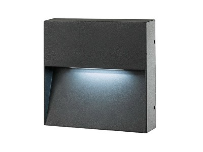 Stenska nadgradna LED svetilka OMEGA I