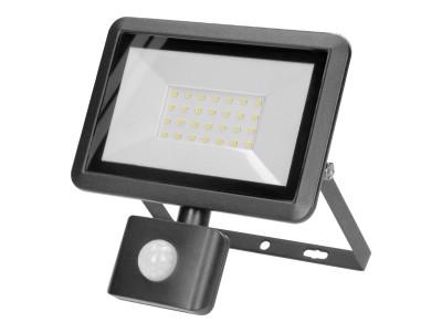 Stenski LED reflektor SLIM L s senzorjem