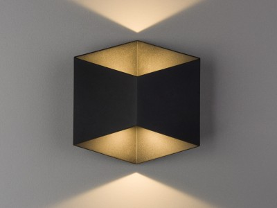 Stenska LED svetilka TRIANGLES